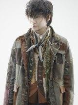 日本テレビ系連続ドラマ『フランケンシュタインの恋』(毎週日曜 後10:30)で怪物ビジュアルを初披露 (C)日本テレビ