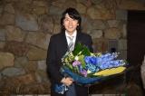 関西テレビ・フジテレビ系ドラマ『嘘の戦争』藤木直人がクランクアップ(C)関西テレビ