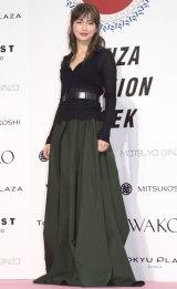 『第12回 GINZA FASHION WEEK』のオープニングパーティーに出席した長谷川京子 (C)ORICON NewS inc.