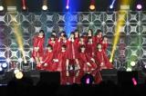 デビュー曲「青春時計」などを初披露したNGT48(C)TBS