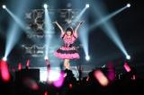 女性アーティスト限定ライブイベント『CDTV GIRLS FES』に出演した佐々木彩夏 (C)TBS