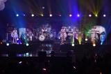 女性アーティスト限定ライブイベント『CDTV GIRLS FES』に出演したSILENT SIREN (C)TBS