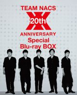 TEAM NACS 『TEAM NACS 20th ANNIVERSARY Special Blu-ray BOX【初回生産限定】』