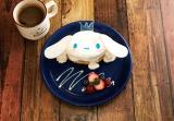 『シナモンのスペシャルショートケーキ』