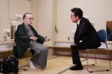 神奈川県横浜市で行われた『桂歌丸落語会』の直前に対談は行われた(C)テレビ朝日