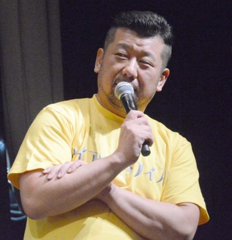 ケンドーコバヤシ=オリジナルドラマシリーズ『アイアン・フィスト』日本最速限定試写会 (C)ORICON NewS inc.