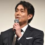 映画『グッバイエレジー』の完成披露試写会に出席した吉田栄作 (C)ORICON NewS inc.