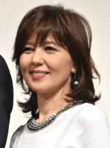 映画『グッバイエレジー』の完成披露試写会に出席した石野真子 (C)ORICON NewS inc.