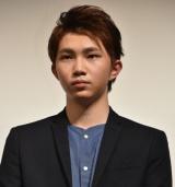映画『グッバイエレジー』の完成披露試写会に出席した遠藤健慎 (C)ORICON NewS inc.