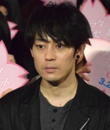 映画『サクラダリセット』の公開直前イベントに参加したflumpool・小倉誠司 (C)ORICON NewS inc.