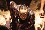 NHK大河ファンタジー『精霊の守り人 悲しき破壊神』第8回より。ロタの盗品商・オルシ(寺十吾) (C)NHK