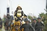 戦国時代に金ピカよろいは実在したそうです(C)NHK