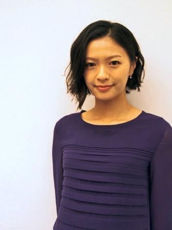 祝福に感謝した榮倉奈々 (C)ORICON NewS inc.
