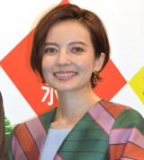 """後輩芸人の""""暴走""""に苦笑いを浮かべたベッキー (C)ORICON NewS inc."""