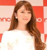 『non-no創刊45周年記念イベントファイナル』に登場した松川菜々花 (C)ORICON NewS inc.