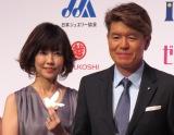 (左から)松本伊代、ヒロミ (C)ORICON NewS inc.