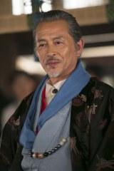 NHK大河ドラマ『おんな主城 直虎』で中村与太夫を演じる本田博太郎(C)NHK