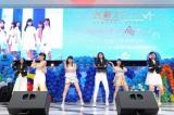 池袋サンシャインシティでニューシングル発売記念イベントを開催した原駅ステージA(エース)