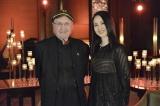 世界的ジャズアレンジャーのデビッド・マシューズ(左)も収録に参加(C)NHK