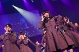 Zepp Tokyoで初の単独ライブを開催した「けやき坂46」