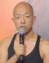 映画『キングコング 髑髏島の巨神』4DX試写会イベントに参加したバイきんぐの小峠英二 (C)ORICON NewS inc.