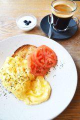 色鮮やかな朝食メニューもライナップ『スペシャルモーニングセット』