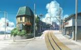 劇場用オリジナルアニメーション『きみの声をとどけたい』(8月公開)場面カット(アクアマリン外観)(C)2017「きみの声をとどけたい」製作委員会