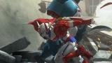 10月より日本テレビほかで放送開始、アニメ『Infini-T Force(インフィニティ フォース)』テッカマン(C)タツノコプロ/Infini-T Force製作委員会