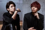 B-PROJECT on STAGE『OVER the WAVE!』第2弾キャスト(左から)岸本勇太、三谷怜央