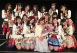 """元モー娘。紺野あさ美アナウンサーがSKE48劇場で""""踊り納め"""""""