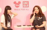 『Minnie Mouse Loves Dots Collection』発売記念イベントの模様 (C)ORICON NewS inc.