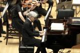 『東北ユースオーケストラ演奏会 2017』東北ユースオーケストラとピアノ共演した坂本龍一