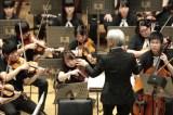 『東北ユースオーケストラ演奏会 2017』東北ユースオーケストラを指揮する坂本龍一
