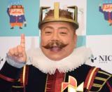 ニチガスの新CM記者発表会に出席した出川哲朗 (C)ORICON NewS inc.