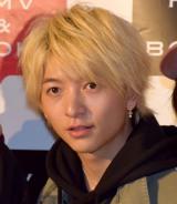 『リアルDISH//カレンダー』の発売記念イベントを行った小林龍二 (C)ORICON NewS inc.