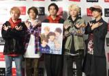 『リアルDISH//カレンダー』の発売記念イベントを行ったDISH//