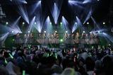 「欅坂46 360°3Dシアター」オープン記念フェスのトリで登場した欅坂46