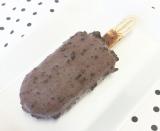 コーティングのミルクチョコレートにはクッキーがたっぷり! (C)oricon ME inc.