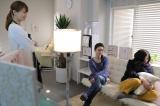 日本テレビ系連続ドラマ『東京タラレバ娘』(毎週水曜 後10:00)より榮倉奈々、大島優子、吉高由里子(C)日本テレビ