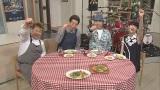 料理講師は、大阪でイタリア・レストランを経営するシェフのみわこうじ氏(左)