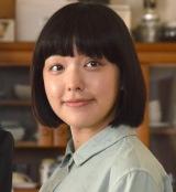 ドラマ『100万円の女たち』の取材会に出席した我妻三輪子 (C)ORICON NewS inc.