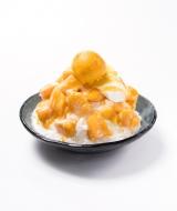 『マンゴーミルクかき氷』(税込価格:1800円)