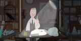 4月23日より放送スタートする日本テレビ系連続ドラマ『フランケンシュタインの恋』(毎週日曜 後10:30※初回は10:00から)では前章をアニメーションで表現 (C)日本テレビ