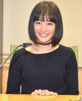 文化放送の新番組「クラスメイトは大友花恋!」の初回収録を行った大友花恋 (C)ORICON NewS inc.