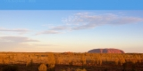 世界的に有名なオーストラリアの観光名所・エアーズロック(ウルル)