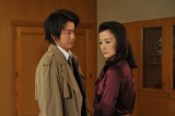 二人の共演は大河ドラマ『新選組!』(2004年)以来13年ぶり(C)テレビ朝日