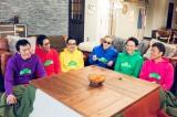 ドラマ 24『おそ松さん〜もしも6つ子が、もっともっと大人になったら〜』アザーカット(C)赤塚不二夫/おそ松さん製作委員会    (C)「バイプレイヤーズ」製作委員