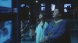新CM「キョウコとお姉ちゃん イワシの群れ」篇に出演している深田恭子とマツコ・デラックス