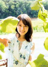 キュートな魅力を発揮した乃木坂46・衛藤美彩 (C)LUCKMAN/ヤングマガジン