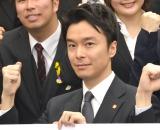 """TBS新入社員に""""ゴマすり""""していた長谷川博己 (C)ORICON NewS inc."""